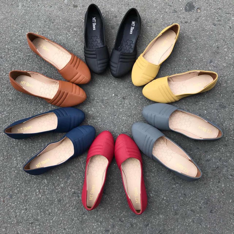 Shop Giày VNXK Nữ Tại TPHCM Chất Khỏi Bàn