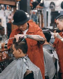 Tiệm Cắt Tóc Nam Đẹp Rẻ ở Sài Gòn 2018