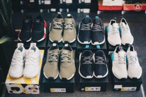 Shop bán giày thể thao đẹp ở TPHCM