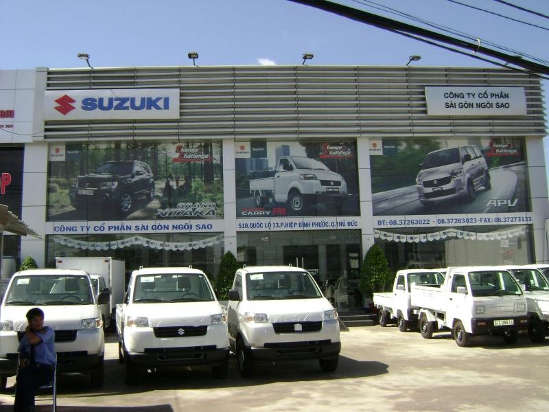 dịch vụ sửa chữa xe ôtô lưu động tại Sài Gòn
