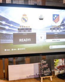 Top 5 quán Cafe xem bóng đá tại quận 1 TPHCM