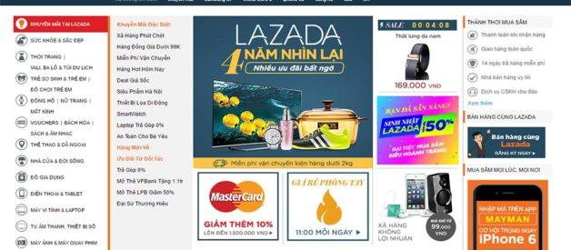 Top 10 Website chia sẻ mã giảm giá Lazada mới nhất hôm nay