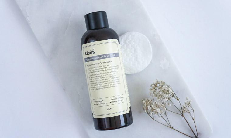 Nước hoa hồng Klairs Supple Preparation Facial Toner