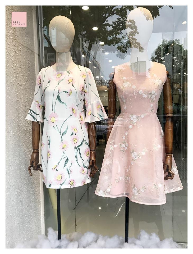 Top 5 các shop bán quần áo nữ đẹp, giá rẻ trên đường Lê Văn Sỹ