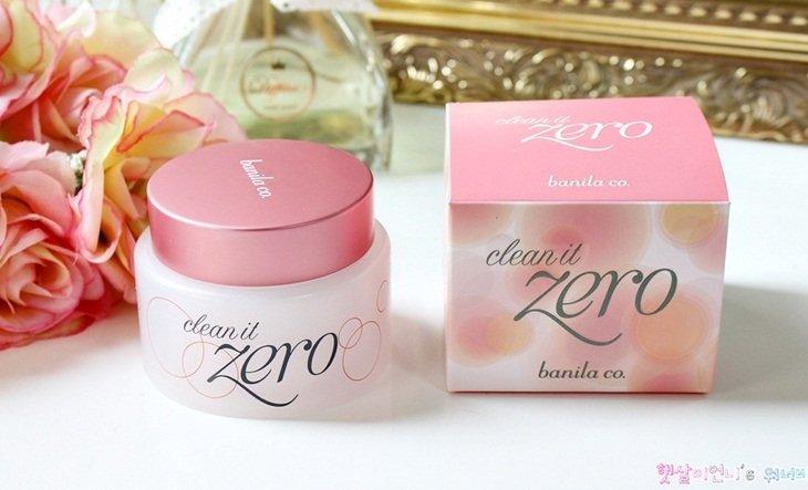 Sáp tẩy trang Banila Co. Clean It Zero