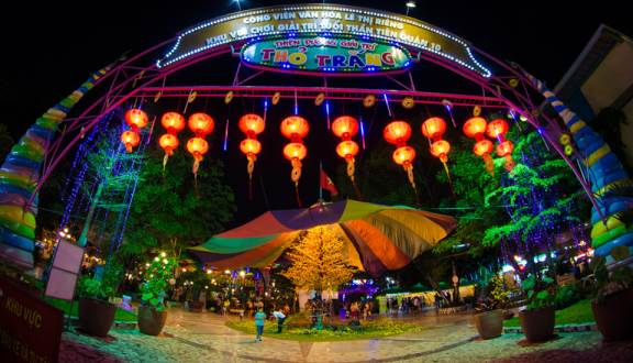 Công viên Lê Thị Riêng